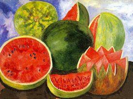 Las pinturas de Frida Kahlo: Viva la vida