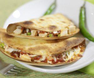 De quesadillas sin queso y el origen de la palabra